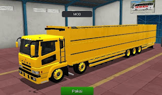 Fuso Super Great Triball