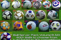 New Balls Server V9 Season 2021 AIO - PES 2021