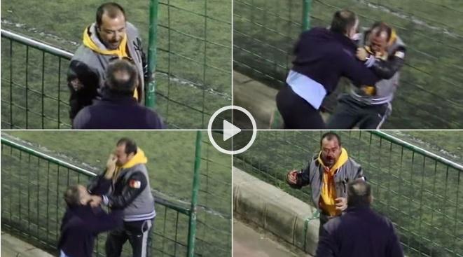 Pelea de padres en partido de fútbol juveniles Gran Canaria, da la vuelta al mundo