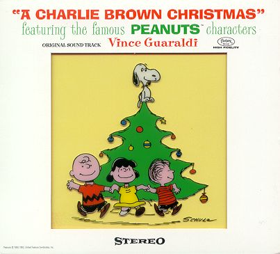 A Charlie Brown Christmas Soundtrack.Impressions Of Vince Will The Preferred Soundtrack Please