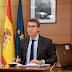 Feijóo salienta que todo o orzamento da Xunta está á disposición da saúde e pide axilizar o cobro dos ERTE e as devolucións do IVE