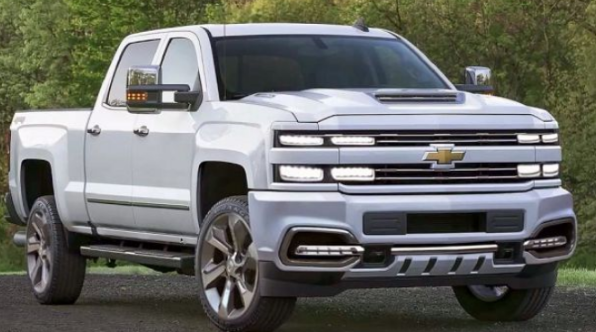 2020 Chevy Silverado 2500hd Review And Price New Auto Trends