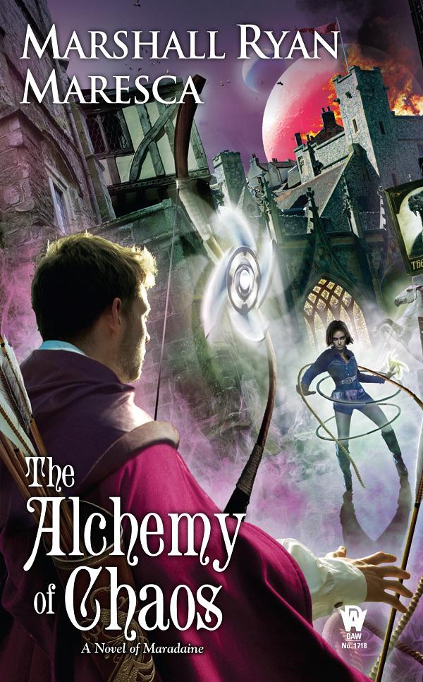 De Livres En Livres Maradaine Book 2 The Alchemy Of Chaos