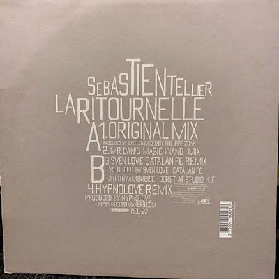 セバスチャン・テリエ / La Ritournelle