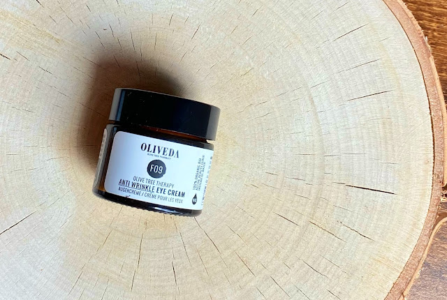 Oliveda Anti-Wrinkle Eye Cream Anti-Falten Augencreme