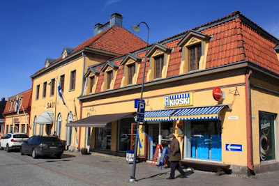 Market Square in Rauma