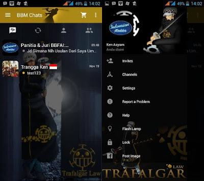 BBM MOD Trafalgar Law (Clone)