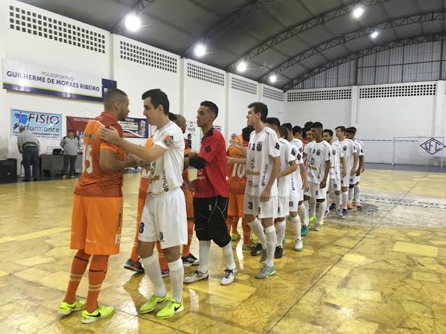 Pinhal Futsal vence Sertãozinho e conquista o título do Campeonato Paulista Série A1