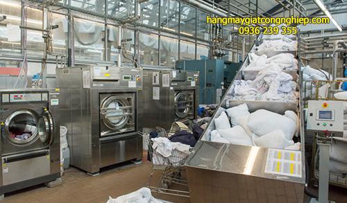 Giá máy giặt công nghiệp ở Hà Nam cho tiệm giặt dân sinh