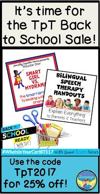 The Teachers Pay Teachers Back to School sale is here!