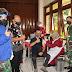 Laksanakan Vaksinasi bagi Pekerja Parbrik, Kodim 0726/Sukoharjo Gandeng Apindo