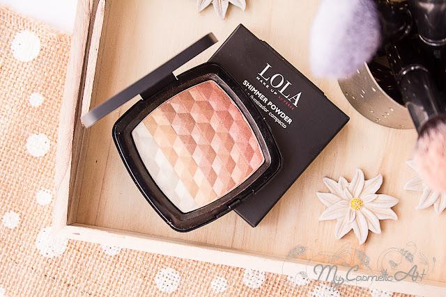 Luscious: la Colección de Maquillaje de Primavera-Verano 2017 de Lola Make Up.