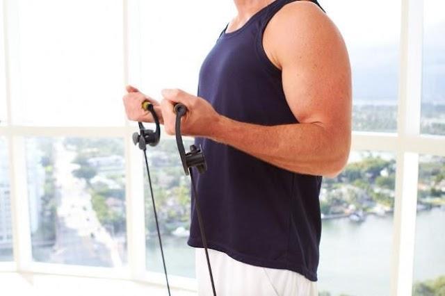 Estos son los elementos que puedes usar para entrenar si has decidido ejercitarte en casa