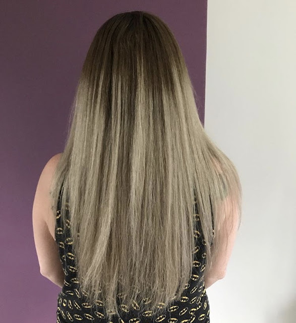 My hairdressing disaster story - brown ombre