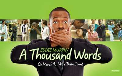 A Thousand Words 2012 Dual Audio Hindi 300mb BluRay