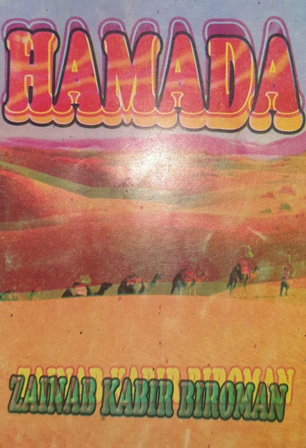 HAMADA BOOK 1 CHAPTER 8 BY ZAINAB KABIR BIROMAN