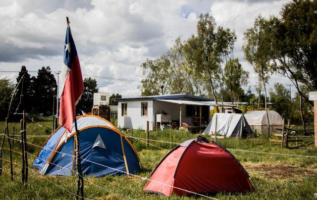Campamento Tierra Nuestra