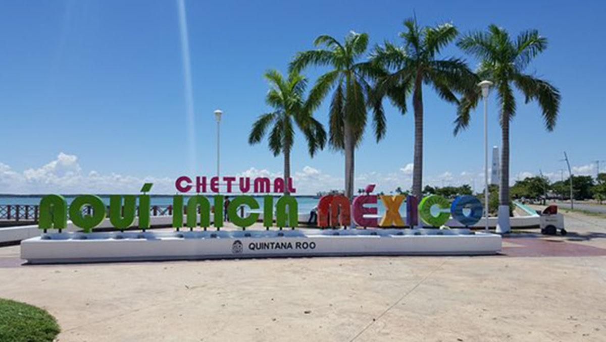 AEROMÉXICO VUELO DIARIO CIUDAD DE MÉXICO CHETUMAL 02