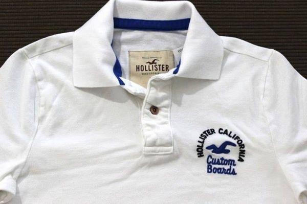 camiseta hollister masculina P