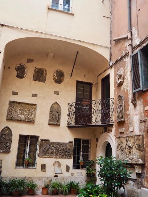 San Silvestre in Capite, Rome, Italy