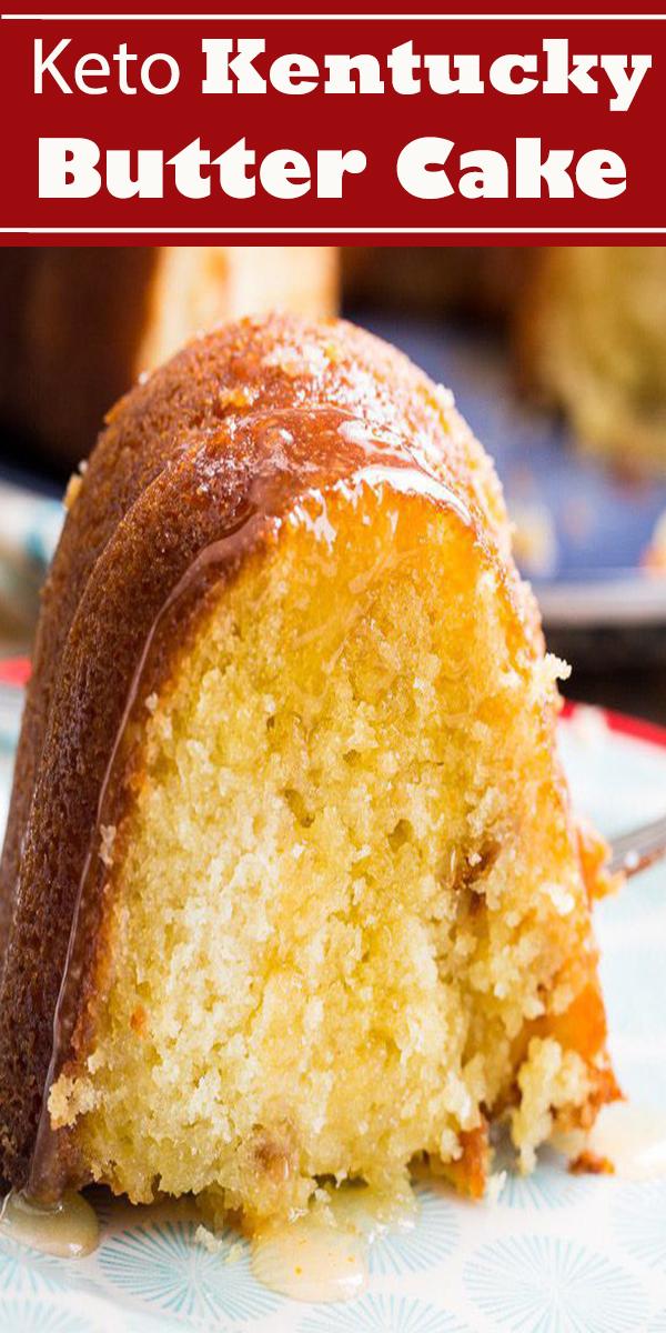 Keto Kentucky Butter Cake #Keto #Kentucky #Butter #Cake #KetoKentuckyButterCake