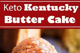 Keto Kentucky Butter Cake