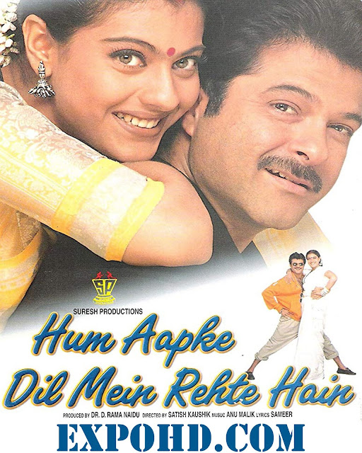 Hum Aapke Dil Mein Rehte Hain Download Hindi Full Movie 480p | 720p | HDRip x265 ACC 780Mb