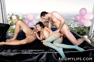 ReidMyLips –  Riley Reid (Rileys Birthday Wish)