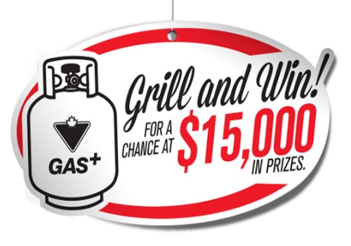 Canadian Tire Grill & Win Contest
