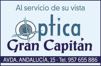 ÓPTICA GRAN CAPITÁN MONTILLA