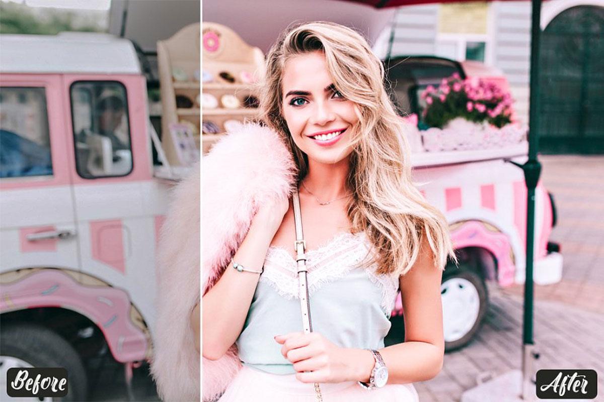 Pink Blogger Lightroom Presets 5123640 c