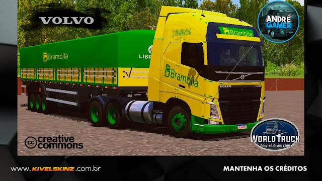 VOLVO FH16 750 - BRAMBILA TRANSPORTES