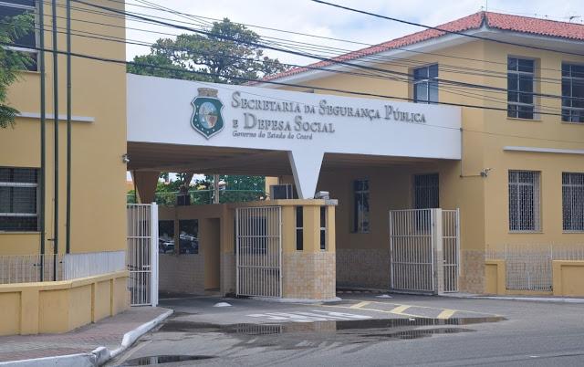 Gastos elevados com Segurança no Ceará, mas falta investimentos em recursos humanos para treinar e qualificar policiais