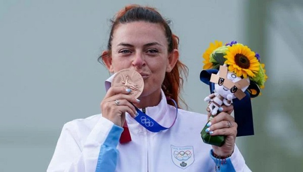 San Marino Become the Smallest Country Winning Medal in Olympic
