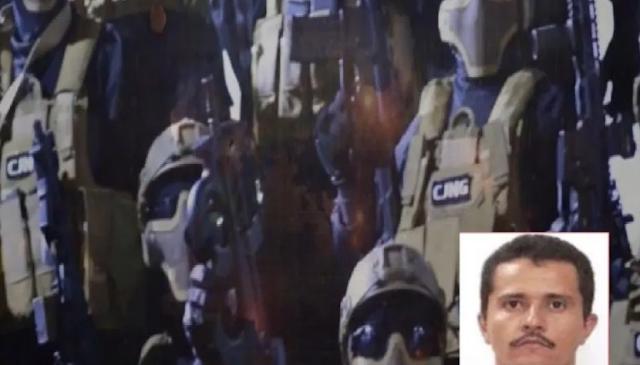 Video: Sicarios del CJNG de mal en peor, Cárteles Unidos le quema una Raptor de las Fuerzas Especiales de El Mencho