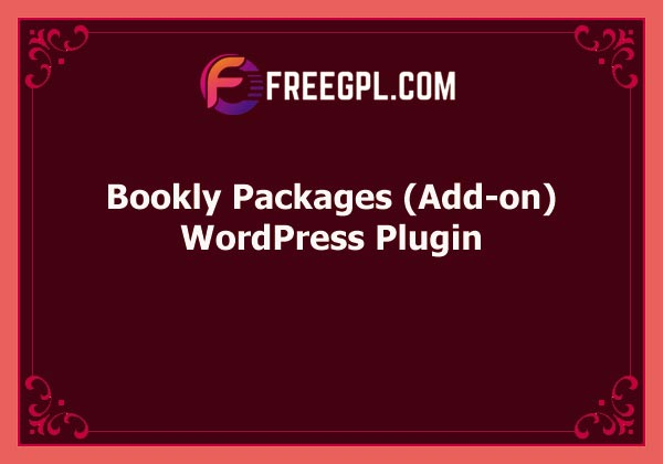 Bookly Packages (Add-on) Free Download