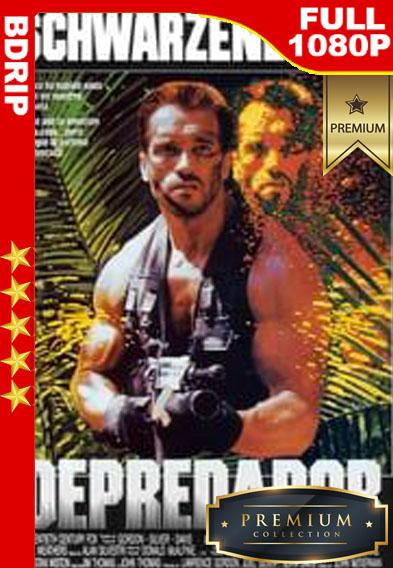 Depredador (1987) [1080p BDrip] [Latino-Inglés] [LaPipiotaHD]
