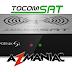 Tocomsat Phoenix S2 Atualização v1.08 - 06/08/2020