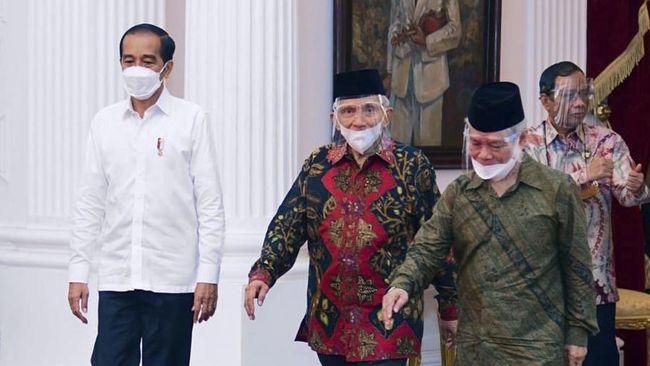 Amien Rais Beberkan Skenario Jokowi Bakal Terpilih 3 Periode