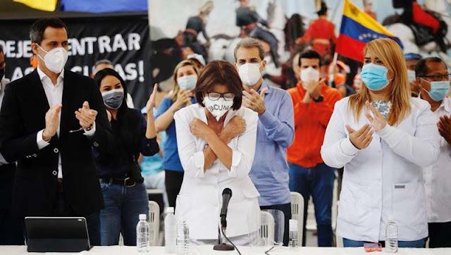 COLEGIO DE ENFERMEROS CONVOCA PROTESTA PARA EXIGIR VACUNACIÓN CONTRA LA COVID-19 «PARA TODOS»