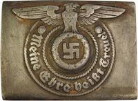 Boucle de ceinturon SS - photo du site web Espenlaub Militaria