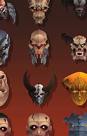 Doom Eternal Icons
