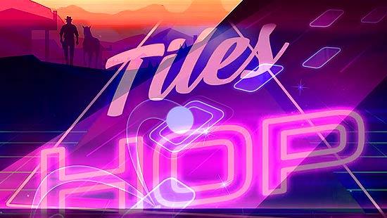 Tiles Hop v3.4.5 Mod APK - EDM Rush