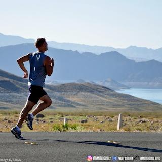 Lari penghilang stres
