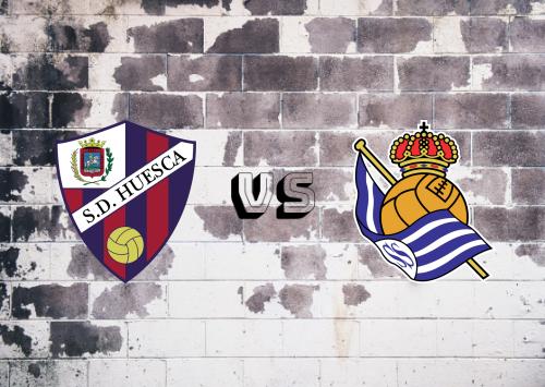 Huesca vs Real Sociedad  Resumen
