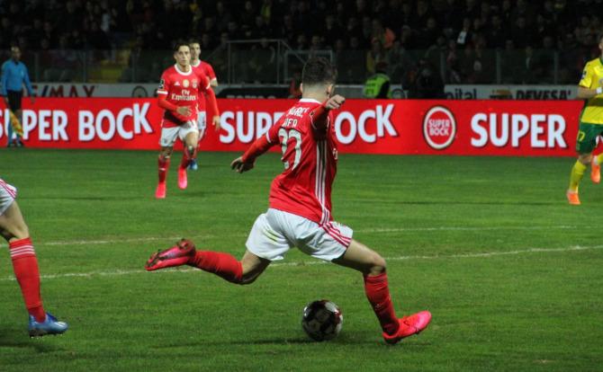 Rafa voltou a ter influência no resultado do Benfica