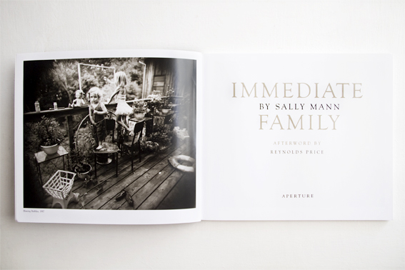 Olaya Journal Inspiracin  Immediate Family By Sally Mann-4656