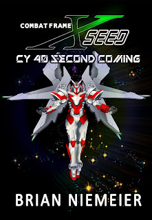 Combat Frame XSeed - CY 40 Second Coming