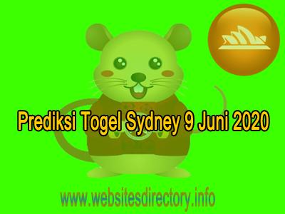 Prediksi Togel Sydney 9 Juni 2020