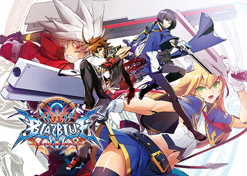 BlazBlue: Central Fiction Story